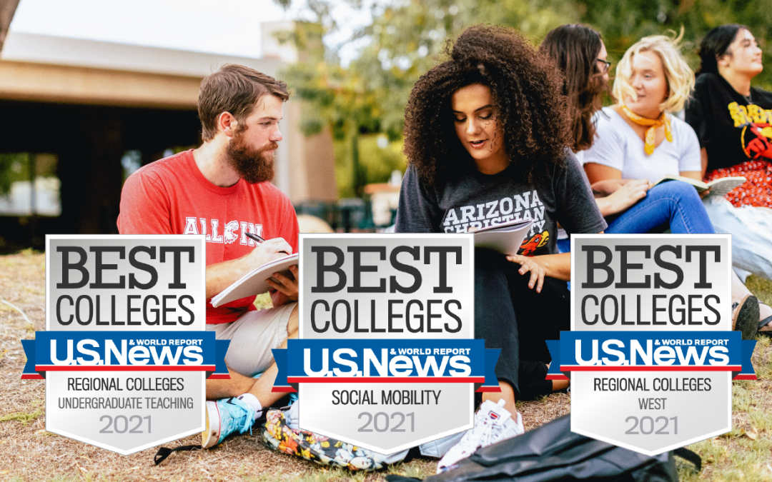 "ACU is US News & World Report Best College for 4th Straight Year; No. 1 in Undergraduate Teaching, No. 3 ""Social Mobility,"" No. 9 ""Best Value"""
