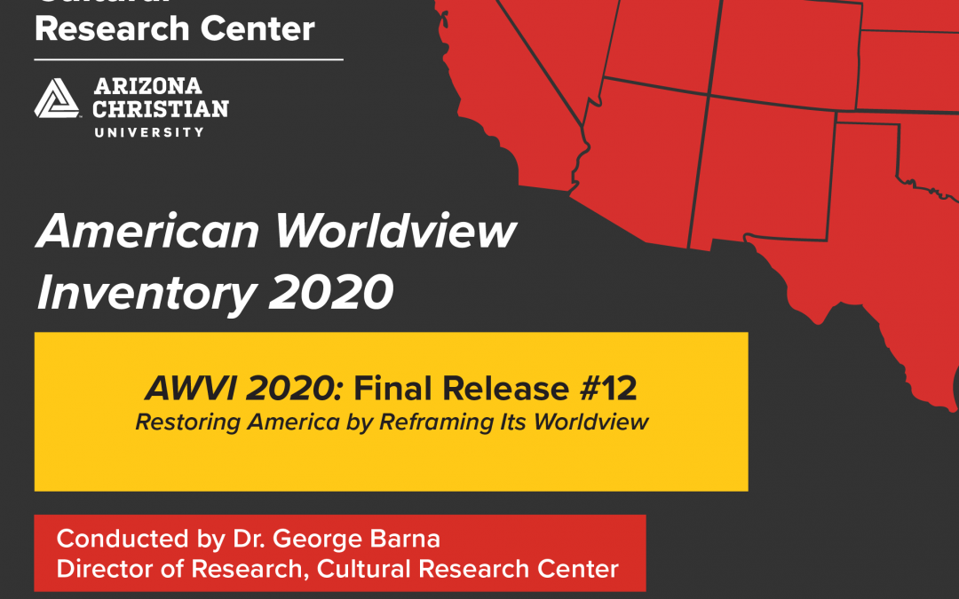 CRC Study Identifies Data-Driven Path to Rehabilitating Worldview in America