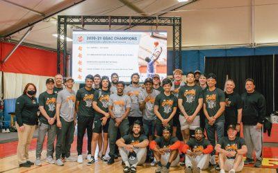 ACU Men's Basketball Sweeps GSAC Tournament and Awards