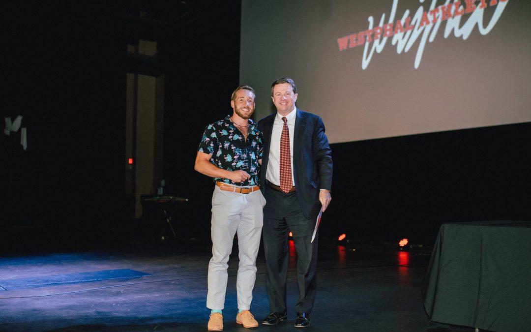 2021 Westphal Awards Celebrate ACU Student Athletes