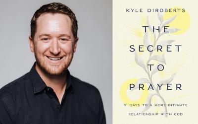 New Book from Professor Kyle DiRoberts Identifies the Secret to Prayer