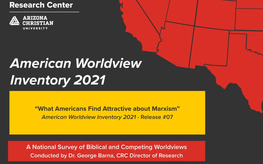 CRC Report Finds Growing Acceptance of Key Marxist Ideas Among U.S. Adults