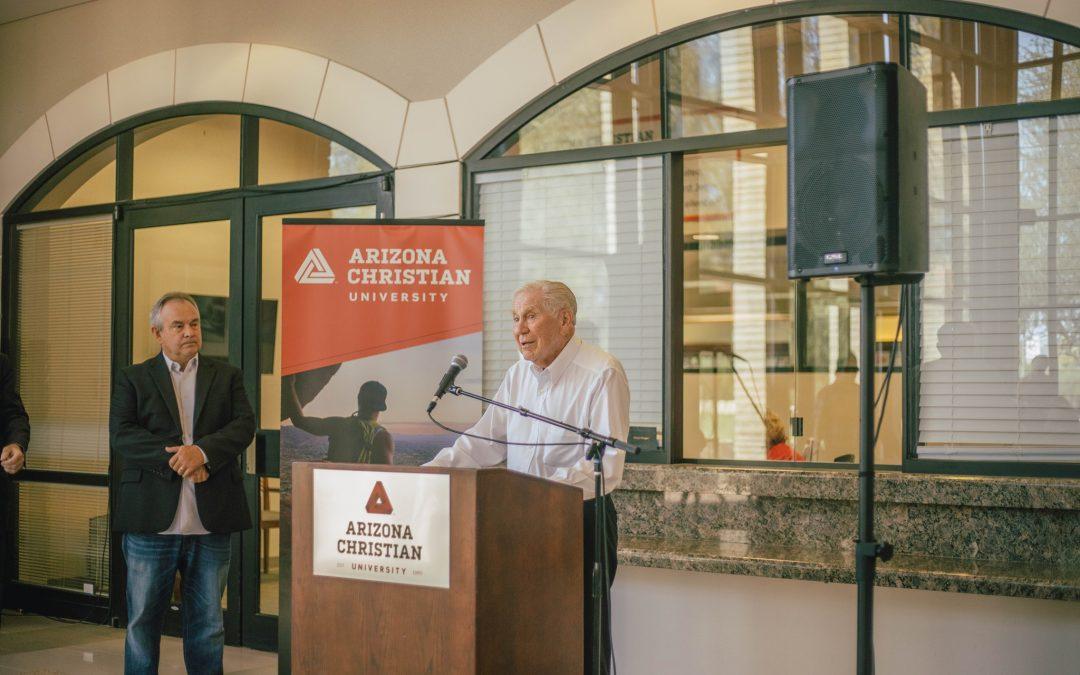 Honoring the Doerksen Family Legacy at ACU