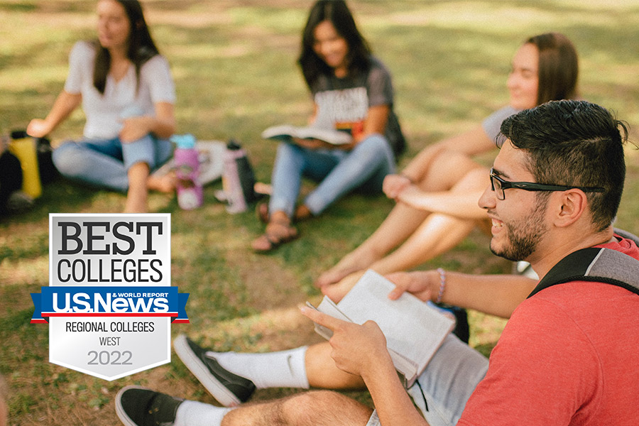 """ACU is U.S. News & World Report Best College for 5th Straight Year; Also No. 15 """"Best Value"""""""