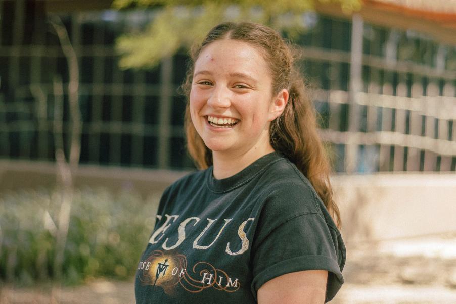 Student Spotlight: Kaitlyn Hudson