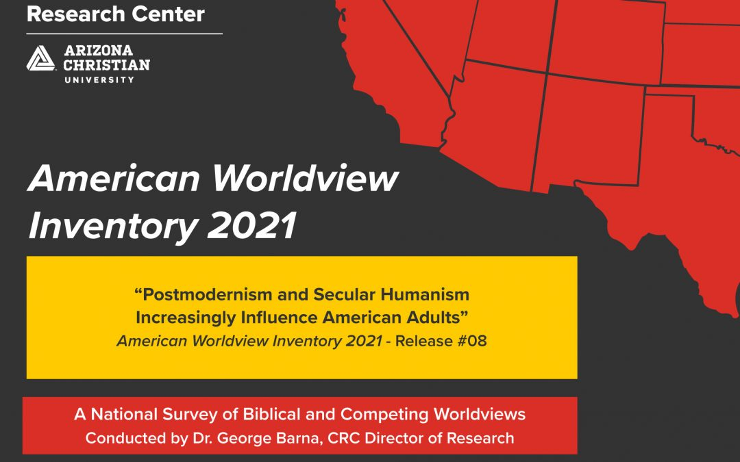 Protected: CRC Report Finds Increasing Influence of Postmodernism, Secular Humanism in US Culture